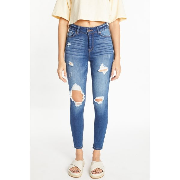 Best Distressed Ankle Jeans