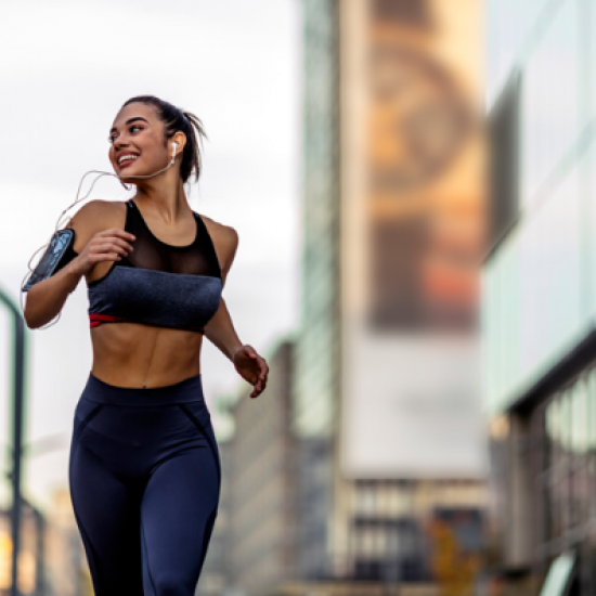 Why wear a bra when exercising